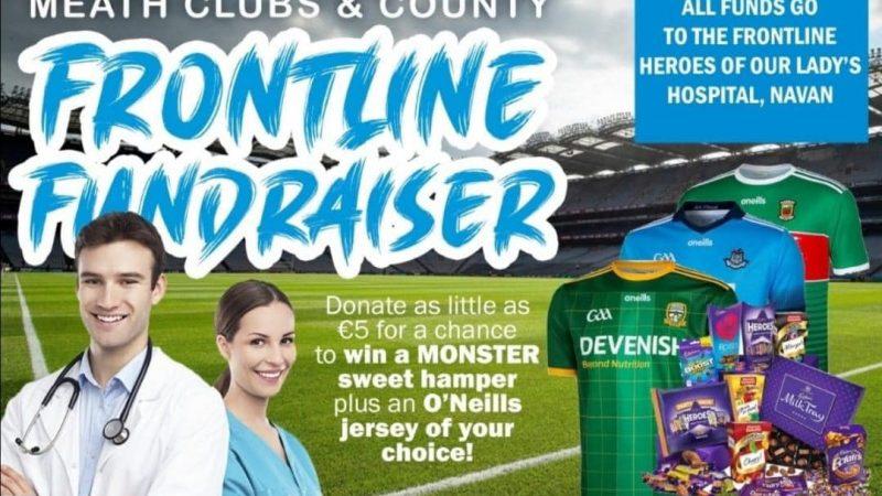 Frontline Fundraiser For Navan Hospital