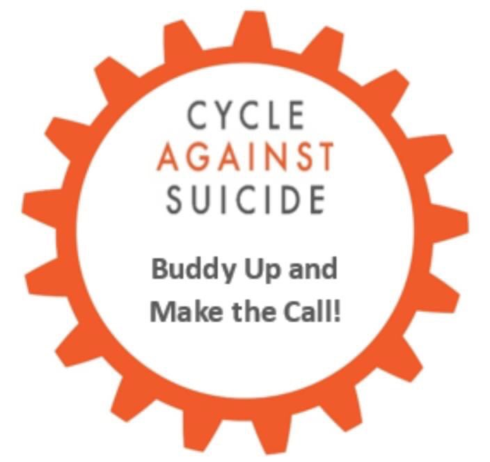Video: Andy McEntee joins the Cycle Against Suicide 'Buddy UP and Make the Call' campaign