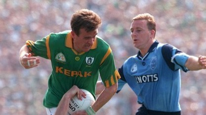 Thanks – Colm O'Rourke Jersey Auction – Do it for Dan