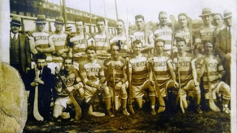 1920s – Meath Hurlers in Polo Grounds, New York