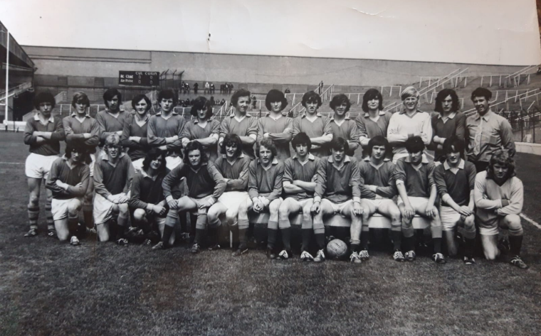 Meath win 1972 Leinster MFC