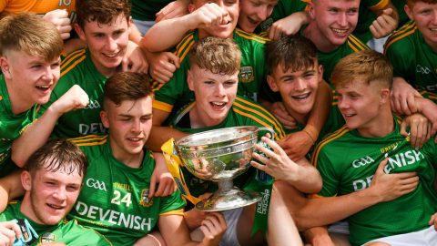 Meath crowned 2018 Electric Ireland Leinster Minor Football champions
