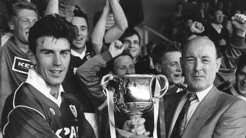 Listen – Tommy Hanley reflects on the 1993 U-21 Leinster Triumph
