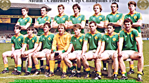 Seán Boylan talks about the Centenary Cup and how it changed the course of Meath Football forever