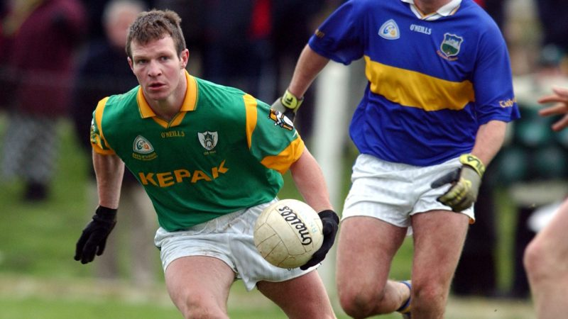 LISTEN: Richie Kealy talks 3-in-a-row with Dunshaughlin and playing for Meath
