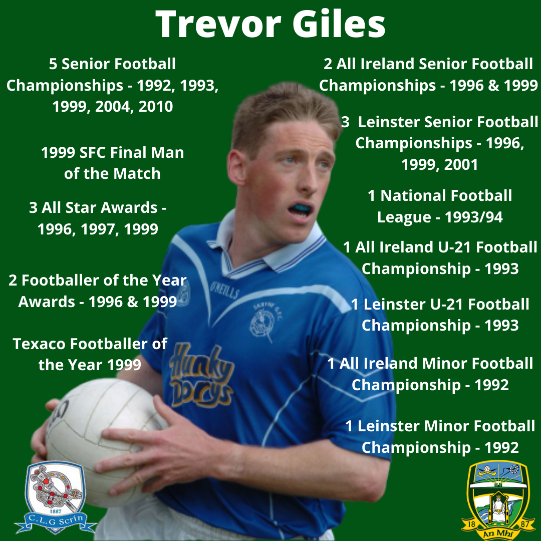 Trevor Giles – Playing Days, Keegan Cup 2010, Teammates/Opponents and Much More
