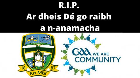 Bereavement Notices / Meath GAA Community