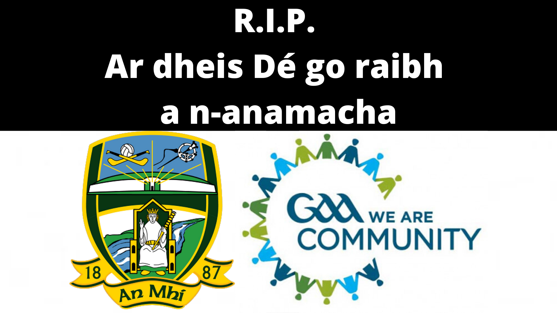 Bereavement Notices / Meath GAA Community