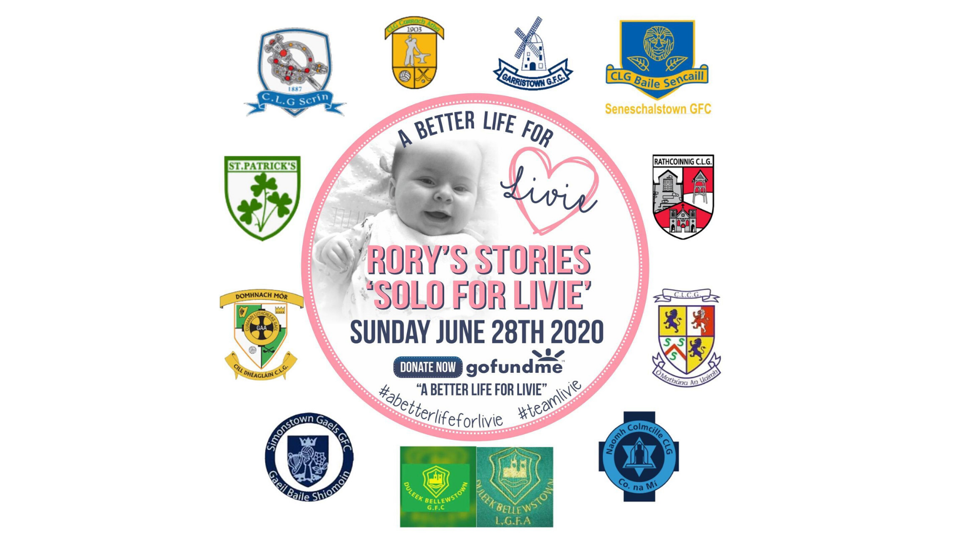 A Better Life for Livie Solo Challenge with Rory's Stories.