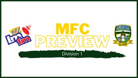 2020 LMFM Meath MFC Previews – Division 1