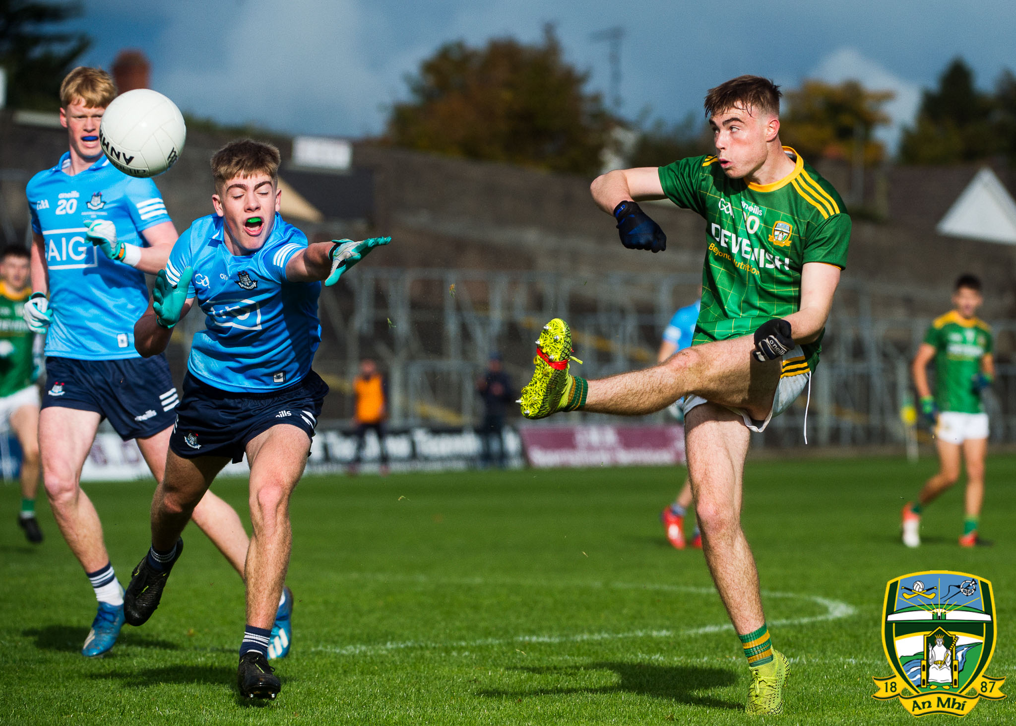 WATCH HIGHLIGHTS – Minor footballers secure 11 point victory over Dublin