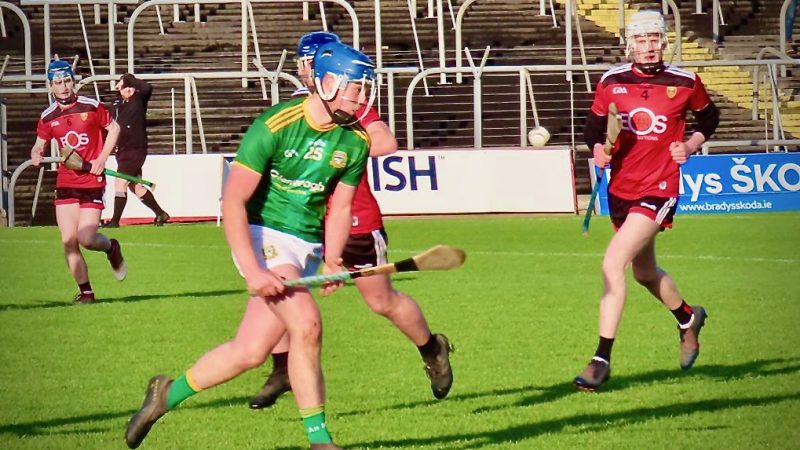 Late goal sinks minor hurlers in Ó Liatháin Cup Final