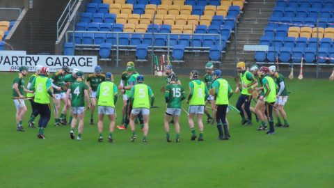 Minor hurlers through to Peadar Ó Liathain Cup Final