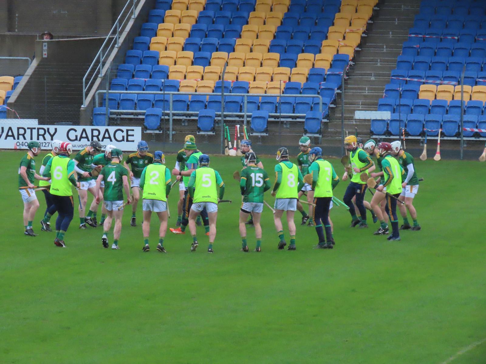 Minor hurlers through to Peadar Ó Liathain Cup Final