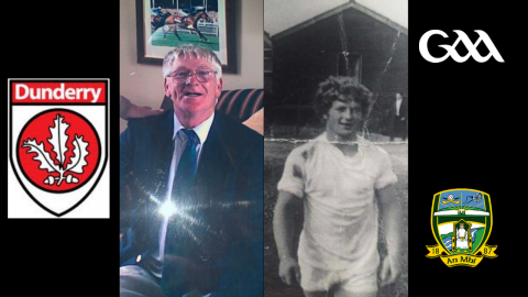 Tommy Dowd Snr (Dún Doire) R.I.P.