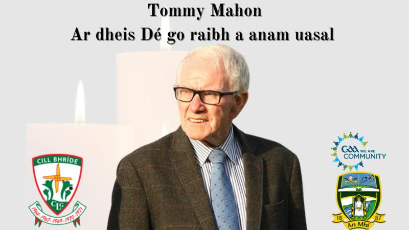 Tommy Mahon R.I.P.