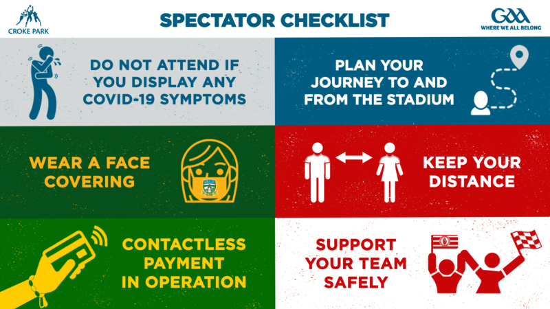 Staying Safe – Supporter Code of Conduct