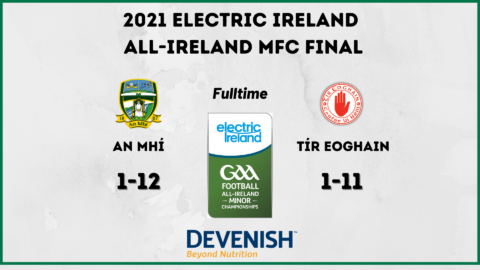 All-Ireland Winners – The Meath Minor Footballers!!!