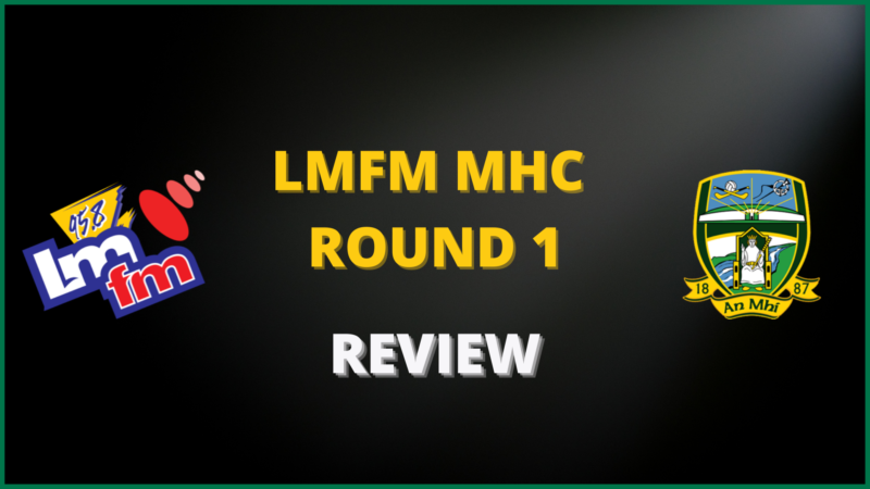 LMFM MHC Round 1 Review