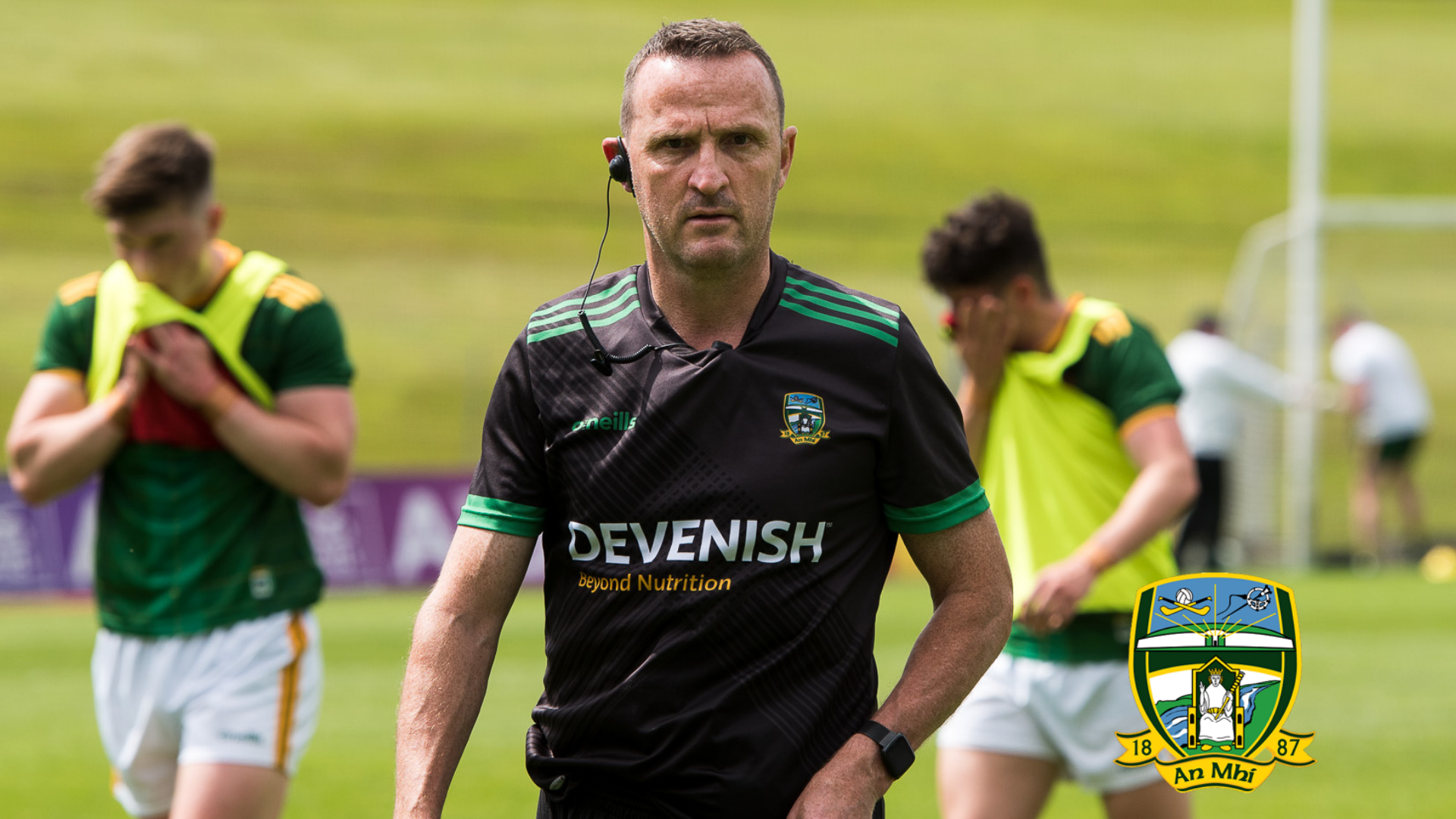 Andy McEntee endorsed as the County Senior Football Manager for 2022